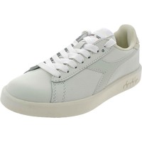 Chaussures Fille Baskets mode Diadora GAME WIDE BIANCHE Blanc