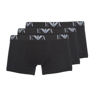 Sous-vêtements Homme Boxers Emporio Armani CC715-111357-21320 Noir