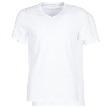 Vêtements Homme T-shirts manches courtes Emporio Armani CC722-111648-04710 Blanc