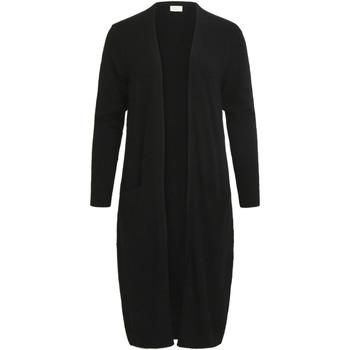 Vêtements Femme Gilets / Cardigans Vila 14042770 Noir