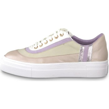 Chaussures Femme Baskets mode Tamaris Sneakers Rose rose