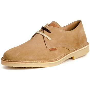 Chaussures Homme Derbies Colour Feet HATARI. Beige