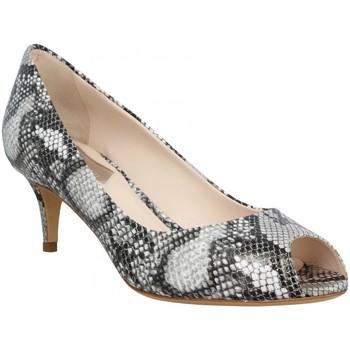 Chaussures Femme Escarpins Atelier Mercadal 7020 python Femme Gris Gris