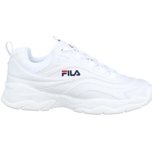 Fila Ray Low Wmn Blanc - Chaussures Baskets basses Femme 102,64 €