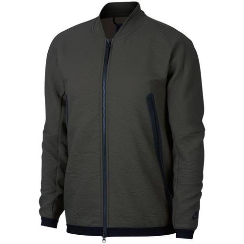 Vêtements Homme Vestes de survêtement Nike Veste de survêtement  SPORTSWEAR TECH PACK - 928561-001 Anthracite