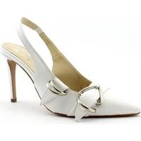 Chaussures Femme Escarpins Divine Follie DIV-E19-SASHA-BI Bianco