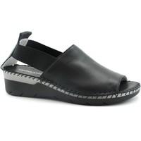 Chaussures Femme Sandales et Nu-pieds Grunland GRU-CCC-SA1432-NE Nero