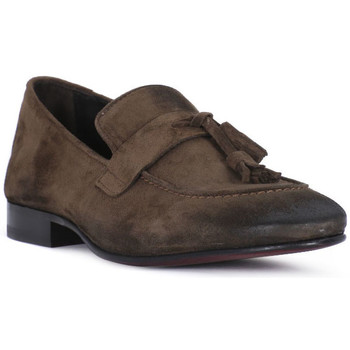 Chaussures Homme Mocassins Pawelk's OLD CACAO Marrone
