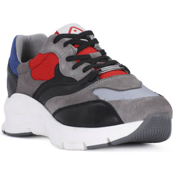 Chaussures Homme Baskets basses Ambitious AMBITIUS GREY SHUTTLE Grigio
