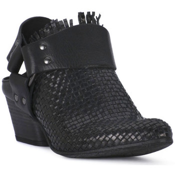 Chaussures Femme Sabots Juice Shoes INTRECCIATO NERO Nero