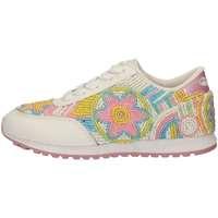 Chaussures Fille Baskets basses Lelli Kelly LK4810 blanc