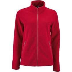 Vêtements Femme Polaires Sols NORMAN POLAR WOMEN Rojo