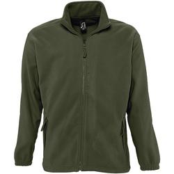Vêtements Homme Polaires Sols NORTH POLAR MEN Verde
