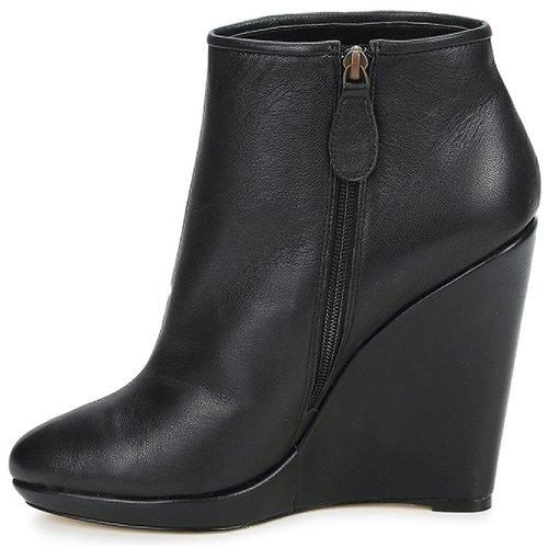 Low Boots Bourne Femme Fonatol Noir zpLUMqSVG