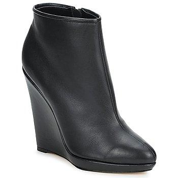 Bottines / Boots Bourne FONATOL Noir 350x350