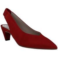 Chaussures Femme Sandales et Nu-pieds Pedro Miralles 13175 Zapatos de Vestir de Mujer rouge