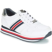 Chaussures Femme Baskets basses Tom Tailor 95501 blanc