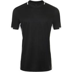 Vêtements Homme T-shirts manches courtes Sols CLASSICO SPORT Negro