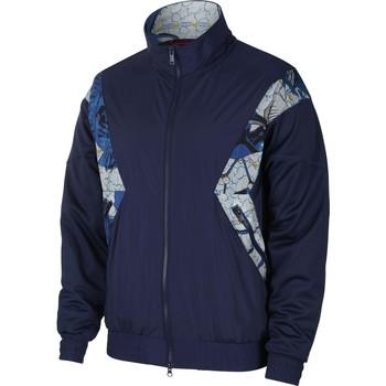 Vêtements Homme Vestes Air Jordan - Veste X RW FLIGHT JKT 1 - AV4751 Bleu