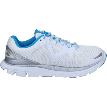 Chaussures Femme Baskets mode Mbt sneakers textile blanc