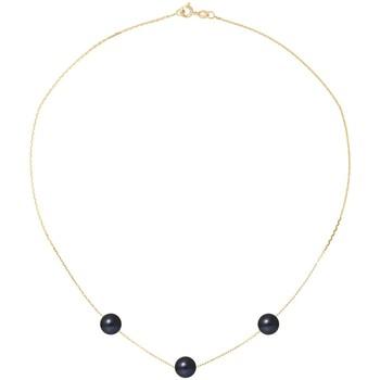 Montres & Bijoux Femme Colliers / Sautoirs Blue Pearls BPS 0255 W Multicolore