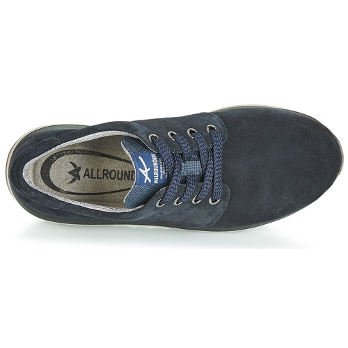 Mephisto Kyra Baskets Chaussures By Bleu Femme Basses Allrounder PiukZOXT
