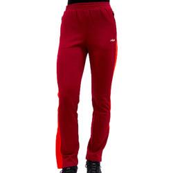 Vêtements Femme Pantalons de survêtement Fila Pantalon Nery Track bordeaux