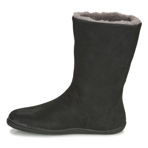 Boots Camper Femme Chaussures Peu Cami Noir DH2E9I