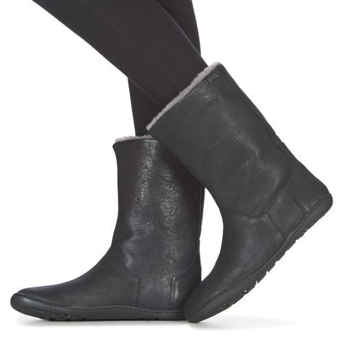 Prix Réduit Chaussures ihjdfh465DHU Camper PEU CAMI Noir