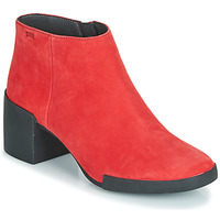 Chaussures Femme Bottines Camper LOTTA Rouge