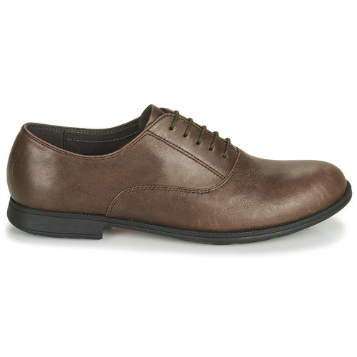 Chaussures Camper Femme Derbies Marron 1913 g7f6vYby