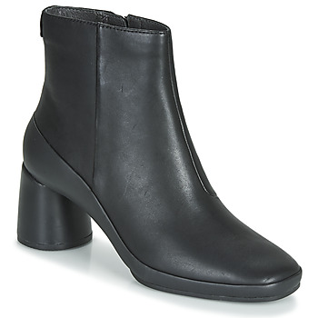 Chaussures Femme Bottines Camper UP RIGHT Noir