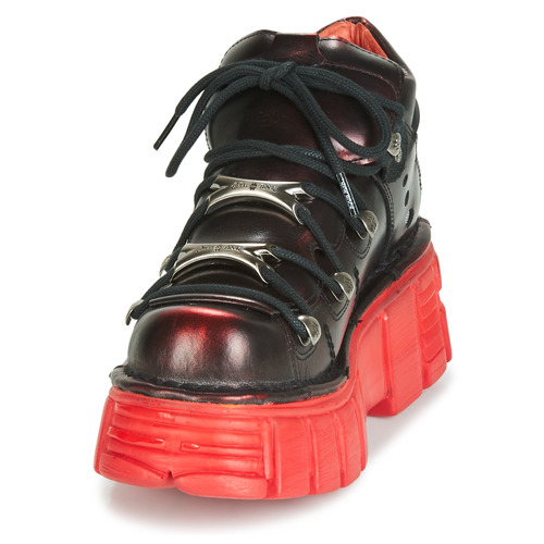 Rock Femme c59 106n New M Rouge Basses Chaussures Baskets Jc3T1uFKl