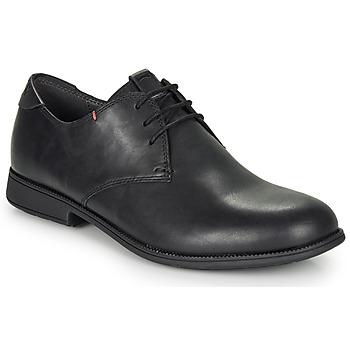 Chaussures Homme Derbies Camper MIL3 Noir