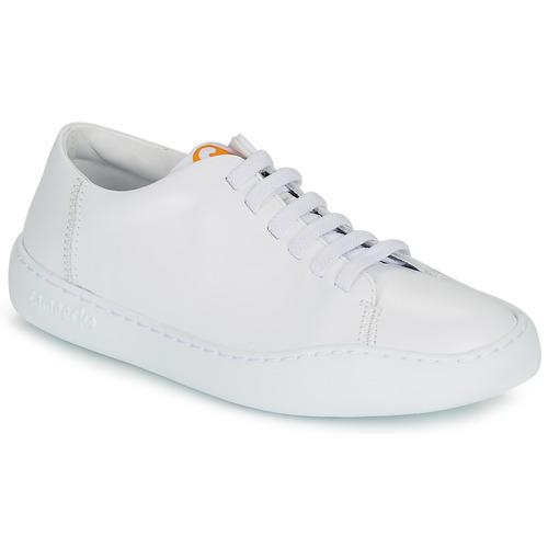 Chaussures Femme Baskets basses Camper PEU TOURING Blanc