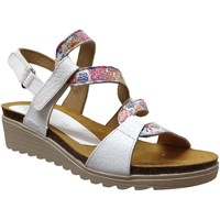 Chaussures Femme Sandales et Nu-pieds Xapatan 2164 libertad Blanc multi