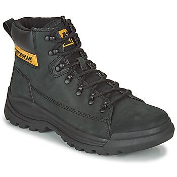 Chaussures Homme Boots Caterpillar Brawn Black
