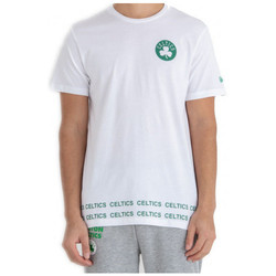 Vêtements Homme T-shirts manches courtes New-Era Tee-shirt Blanc