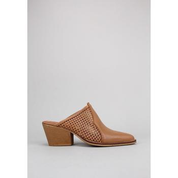 Chaussures Femme Sabots Krack  Beige