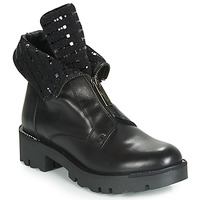 Chaussures Femme Boots Tosca Blu DIANE Noir