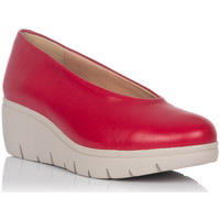 Chaussures Femme Mocassins Zapp 8093 rouge