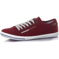 Chaussures Homme Baskets basses Chaussures Redskins VERVIL ROUGE Rouge