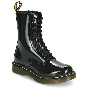 Dr Martens Femme Boots  1490 Patent...