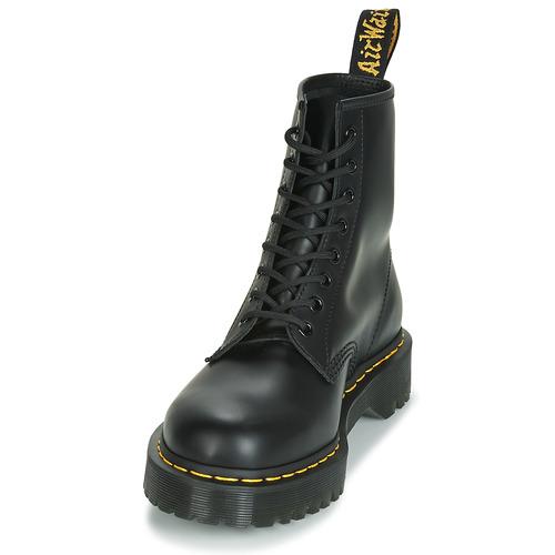 Bex 1460 Boots Martens Noir Dr Smooth dBCexo