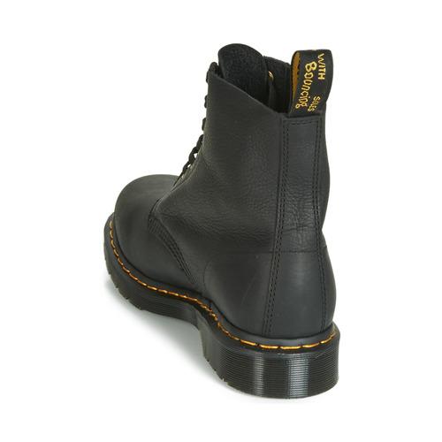 Pascal Martens 1460 Dr Boots Noir Homme 54RAL3j