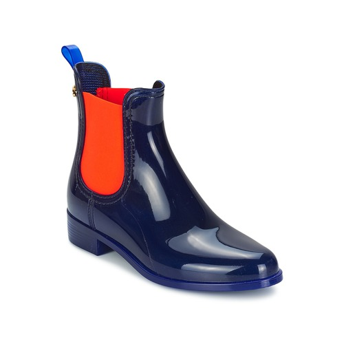 Chaussures Femme Boots Lemon Jelly PISA Bleu / Orange
