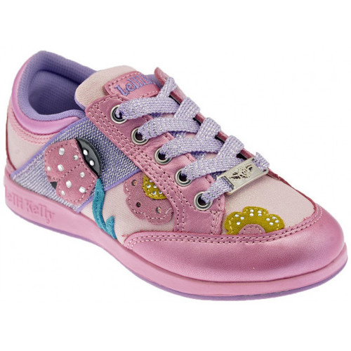 Chaussures Enfant Baskets basses Lelli Kelly Coccinella Baskets basses