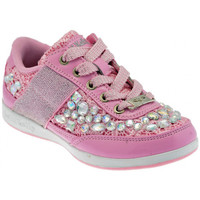 Chaussures Enfant Baskets basses Lelli Kelly Gioiello Baskets basses Rose