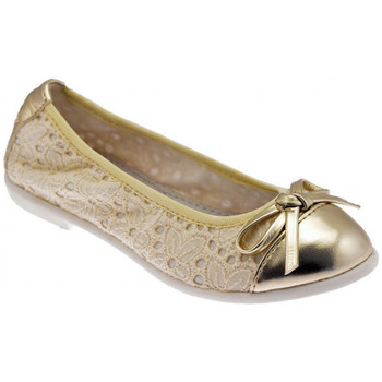 Chaussures Fille Ballerines / babies Lelli Kelly Jewel Emma Ballerines Beige
