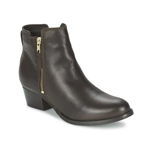 Bottines / Boots Shoe Biz ROVELLA Marron 350x350